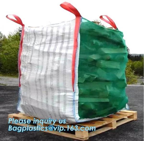 Buy bulk jumbo bag polypropylene woven big bag for sand cement coal minerals/1ton 1.5 ton 2 ton,jumbo big bag 1000kg FIBC su at wholesale prices