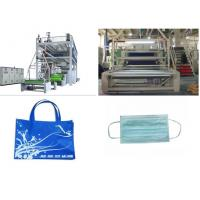 Quality Multi-Function PP Non Woven Fabric Production Line FOR shopping bag for sale