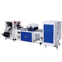 Quality Biodegradable Plastic Bag Making Machine Double Line 100p / Min For Garbage Bag LC 500X2 for sale