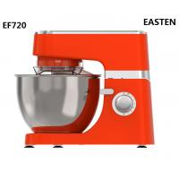 Quality 1000W Red Low Price Die Cast Stand Mixer / 4.5 Litres Diecast Electric Cake Mixer With 8-speed Knob Switch for sale