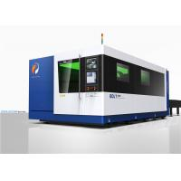 Quality High Efficiency IPG Laser Sheet Cutting Machine Automatically Easy Operation for sale