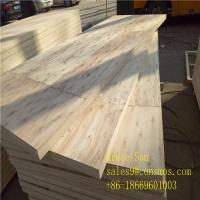 China 2439*915*50mm customized size eucalyptus surface LVL for door frame use on sale