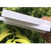 Quality Rigid White PVC Foam Sign Board 1220mm * 2440mm For Advertising Display for sale