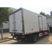 China High Insulation Refrigerated Truck With Polymer Composites Van Board on sale