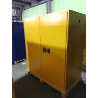 China Cold Rolled Steel Hazardous Storage Cabinets For Industrial / Chemical Dangerous Goods for sale