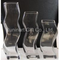 Best Glassware - Glass Vase (GLA0707) wholesale