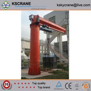 Quality High Quality Pillar Motorized Jib Cranes 5ton for sale