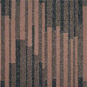 Quality Polypropylene Yarn Type Hotel Carpet Tiles / Commercial Hospitality Carpet for sale