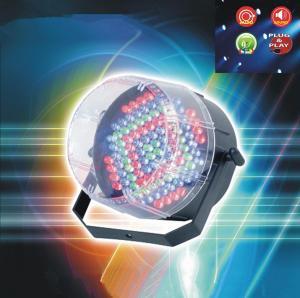 Quality DJ Portable 20 Watt LED Strobe Lights RGB Stage Lighting 220V 50Hz / 60Hz for sale