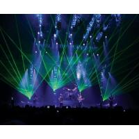 Quality Commercial Outdoor Laser Light Show Entertainment Purposes Large Scale Type for sale