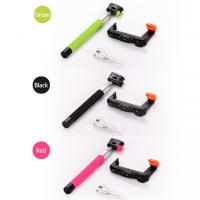 China Colorful Z07-5 Extendable Wireless Bluetooth Monopod Selfie Stick Mobile on sale