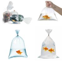 Buy custom print plastic live fish transport bag at wholesale prices