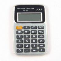 Quality 8-Digit Desktop Calculator, OEM Orders are Welcome for sale