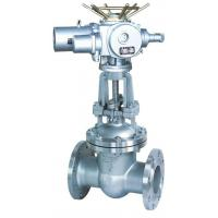 Quality Air Actuated Resilient Seated Gate Valve Iron Coating EPDM / NBR Wedge for sale