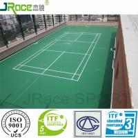 Quality Non-Slip Badminton Court Rubber Flooring From China for sale