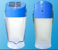 China best price solar led lantern 0.5W (BLUE) on sale