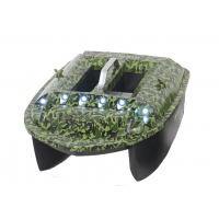 Quality RC model Sea Fishing Bait Boat radio control style DEVC-318 ABS engineering plastic boat for sale