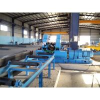 Quality Industrial Automated  H Beam Welding Line With Hydraulic Pressure System for sale