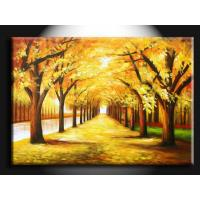 Quality DL095 Beautiful Affordable House Wall Paint Scenery Handmade Oil Painting for sale