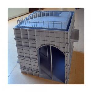 China High Quality Aluminum Construction Flat Tie Concrete Formwork for Concrete Structure/Concrete Column Aluminum Formwork on sale