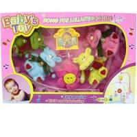 China Baby Toys - Musical Box Cow Baby Mobile Playset (RPC67360) on sale