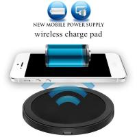 China Colorful Samsung Smartphone Wireless Charging 110 - 205 KHz Charging Frequency on sale