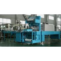 Quality Automatic Pet Bottle Heat Shrink Wrapping Machine for sale