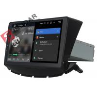 China Black Dual Din Android Auto Car Stereo For Chevrolet Trax Navigation GPS Radio on sale