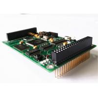 Quality Electronic Custom Printed Circuit Board FR4 Immsion Gold For Subway Equipment for sale