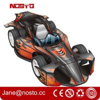 Quality Personalised Gifts for Boy, 3D Racing Car with plastic wheels for sale