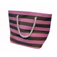 Best Colour Stripe Shopping Bag wholesale