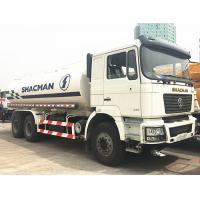 Quality 350HP Shacman 6x4 15000 Liters Water Truck Tanks for sale
