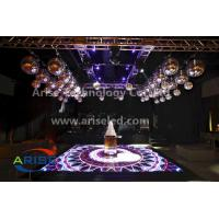 China P10.417 LED Floor Tiles Durable LED Flooring Tiles LED Video Display for Club and Dance Fl on sale