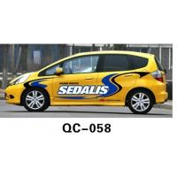 Best Car Decoration PVC Water Proof Car Body Sticker QC-058C  wholesale