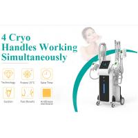 cryo 4 cocoon beauty tighten cryolipolysis system cryo fat freezing cryolipolysis machine