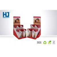 Best Recyclable Advertising Portable Cardboard Counter Display Boxes For Medicine wholesale