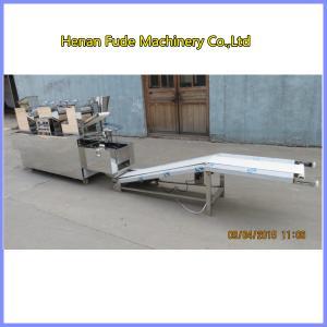 Quality dumpling making machine, samosa making machine for sale