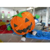 Best Funny Oxford Thickening Inflatable Cartoon Characters Halloween Pumpkin wholesale