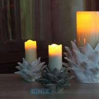 Best 600hrs Votive Flameless LED Candle with 4 and 8hrs Timer wholesale