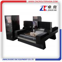 Quality Hot Sale marble granite Stone Engraving Machine for Sale ZK-9015 900*1500mm for sale