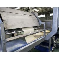 Quality LFC Full Auto.Croissant line with lamination line , croissant make up line and 2 sets of auto.freezers for sale