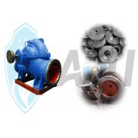 China Double Suction Volute Pump , Volute Casing Centrifugal Pump For Stagnant Water on sale