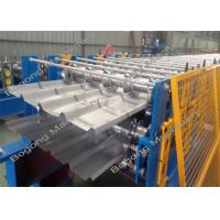 Quality Dual Level Custom Roll Forming Machine Hydraulic System For Steel Roof Sheet for sale