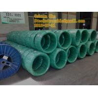 Quality Galvanized steel wire 4.77mm for ACSR   Standard ASTM B 498 for sale