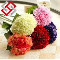Quality Floral Art Artificial Flower Christmas Home Decoration for sale