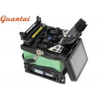 Quality Portable Fiber Optic Splicing Machine Quicker Splicing And Heating Time SH-80C for sale