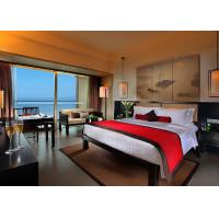 China Relaxation Island Resort Luxury Hotel Furniture , High End Bedroom Furniture on sale