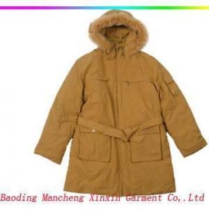 Quality Plus size heavy coat for sale