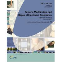 Quality IPC-7711C/7721C  :Rework, Modification and Repair of Electronic Assemblies  PDF FILE Recent  Chinese English for sale