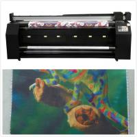 China CSR 3200 Dye Sublimation Custom Banner Printing Machine Indoor Outdoor on sale